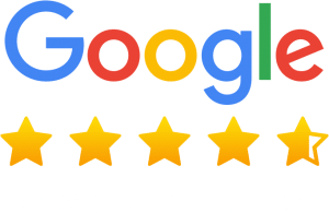 WHG Kitchen Cabinets Google Review Rating